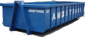 Container de 14m³ Ambitrans