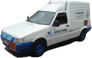 Veículo Para Transporte de Lixo Hospitalar Ambitrans