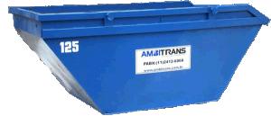 Container Para Entulho e Madeiras