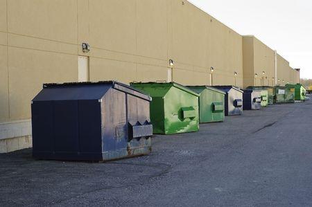 O correto acondicionamento de resíduos industriais