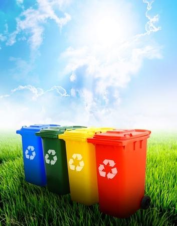 Coleta de Lixo Sustentável