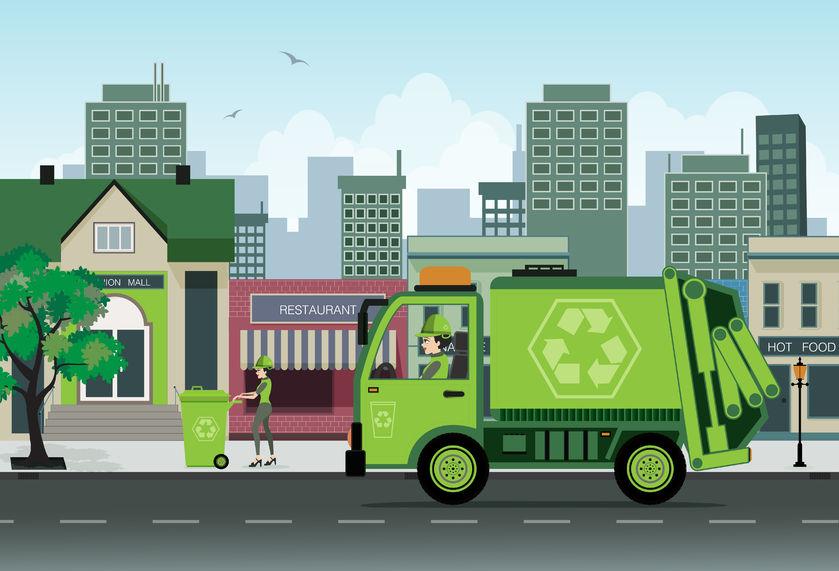 Resultado de imagem para grandes geradores de resíduos