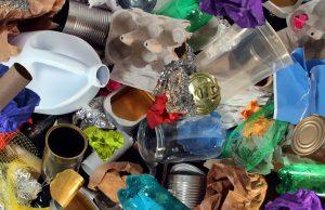 Coleta de Lixo do Comércio