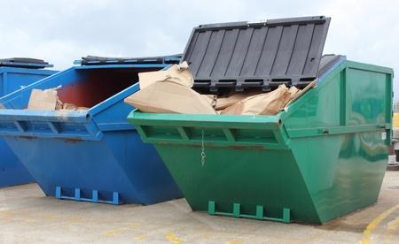 Trasporte de Resíduos Industriais